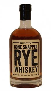 Bone Snapper Rye Whiskey 750ml